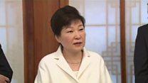 တောင်ကိုရီးယား သမ္မတဟောင်းကို ထောင်ဒဏ် ၂၄ နှစ်ချမှတ်