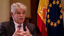 Spain and UK 'working for Gibraltar deal'