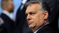 Hungary's nationalist PM eyes third term