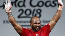 वेटलिफ्टिंग में भारत के सतीश ने जीता गोल्ड