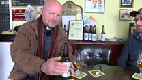 Vicar funds church repairs with beer