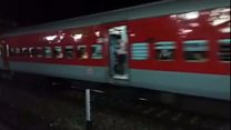 जब बिना इंजन के भागने लगी ट्रेन