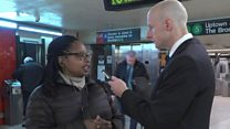 New York commuters tell new chief how to fix the subway