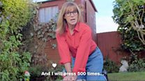Life-saving video inspired by Proclaimers