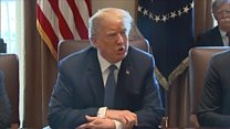 Trump: 'Major decision' on Syria in 48 hours