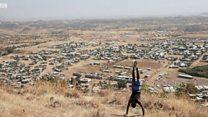 အီသီယိုးပီးယားက ကင်းမြီးကောက်လူသား