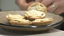 How do you make a palm oil-free mince pie?