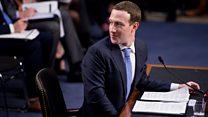 Key moments from Zuckerberg hearing