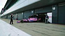 The drive to make an F1 dream come true