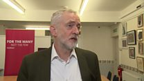 Corbyn: MPs must get say on Syria action