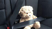 'Trauma teddies' to help traffic police