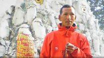 'आइसफल डक्टर' आङ कामी शेर्पा