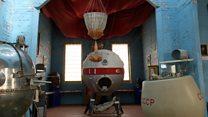 Як космічний модуль опинився в церковному вівтарі