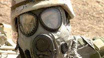 Como as armas químicas avançaram nos últimos 100 anos