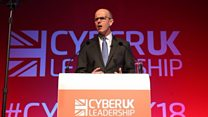 Cyber-attack on IS 'a first for UK'