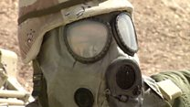 One-hundred years of chemical weapons