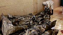 Acapulco, la ciudad turística en México donde los cadáveres ya no caben en la morgue