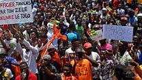 Interdiction des manifestations  au Togo
