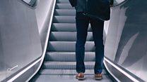 The never-ending VR escalator journey