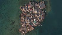 Cómo es vivir en la isla más densamente poblaba del mundo
