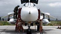सीरिया पर अमरीका ने किया हमला
