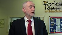 Corbyn demands legal basis for strikes