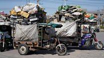 记者来鸿(粤语):告别洋垃圾 中国回收再造路漫漫
