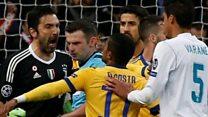 بروح_رياضية: عن مزاعم توجيه تهديدات بالقتل لحكم مباراة ريال مدريد ويوفنتوس