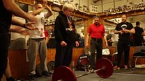 86-year-old granted weightlifting wish
