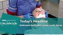 O hábito que faz mal para os dentes - e você nem desconfiava