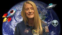 Does a Nasa astronaut believe in aliens?