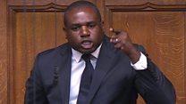 MP's scathing Windrush deportation speech