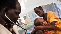 """Doudou Sène : """"dans la lutte contre le paludisme  toutes les zones endémiques ne sont pas logées à la même enseigne """"."""