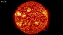 ما هو صوت الشمس؟