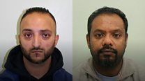 Drug gang jailed for 139 years