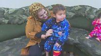 'O Estado Islâmico destruiu tudo na minha vida, mas estou salvando os filhos deles'