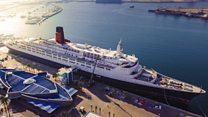 QE2 liner in Dubai becomes luxury hotel