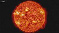 સાંભળો કેવો છે સૂર્યનો અવાજ