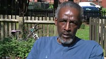 Windrush: 'I'm living a stressful life'