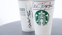 Starbucks' fraught relationship with race