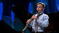 Robert Burton's performance in the BBC Young Musician 2018 Woodwind Final