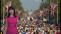 London marathon: Sunday's weather forecast