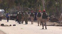 تخلیه مناطق تحت کنترل مخالفان در سوریه