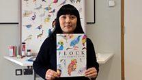 Flock: Colouring book celebrates bird life