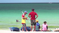 Boracay workers fear island closure