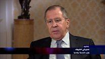 """""""هارد توك"""" مع وزير الخارجية الروسي سيرغي لافروف"""