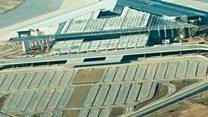 'نئے ہوائی اڈے کی منصوبہ بندی مکمل نہیں تھی'