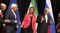 ظریف: ایران در برجام و بیرون برجام گزینههای زیادی دارد