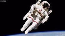 Як ходять у туалет космонавти?
