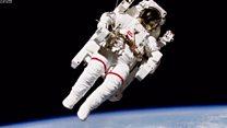 अंतराळवीर संडासला कुठे जातात?